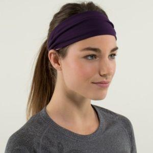 Lululemon Reversible Bang Buster Headband